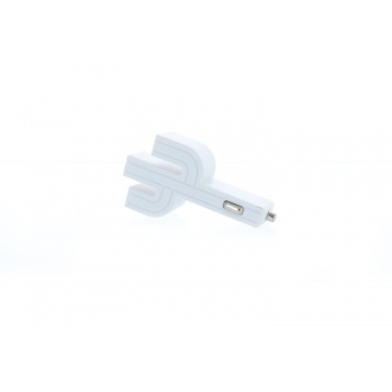 Mobility Lab Cactus Chargeur allume-cigare avec 3 ports pour Smartphone/Tablette/Appareil photo