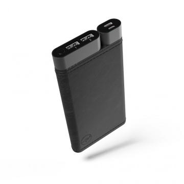 Powerbank USB-C 10'000 Mah Finition Cuir