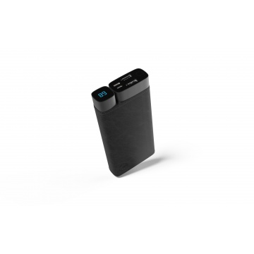Powerbank USB-C 20'000 Mah Finition Cuir