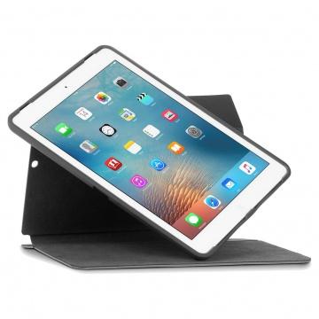 """Étui pour tablette Click-in Rotatif pour iPad (2018/2017), 9,7"""" iPad Pro, iPad Air 2, iPad Air - Noir"""