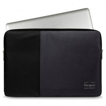 """TARGUS Pulse Pochette pour ordinateur portable 15,6"""" - Noir/Gris"""
