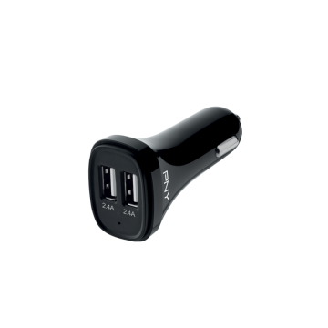 PNY Dual Port Car Charger