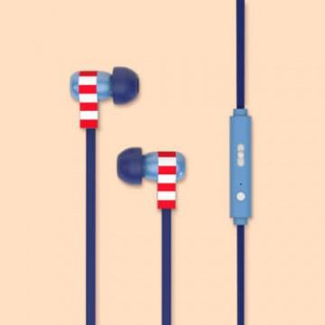 Earphones with Microphone MARVEL  Captain America
