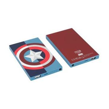 Tribe Captain America 4000mAh Power Bank