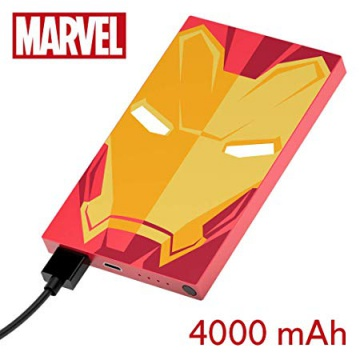Tribe Iron Man 4000mAh Power Bank