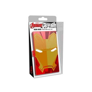 Tribe Iron Man 4000mAh Power Bank