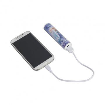 Tribe Disney Frozen Batterie de secours pour Smartphone 2600 mAh OLAF