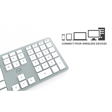Clavier sans fil Design Touch for Mac BT