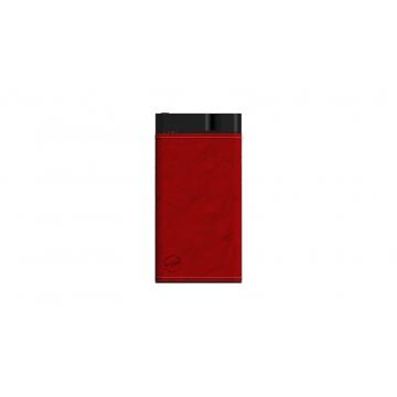 Powerbank X10 10'000 mAh Cuir- Red