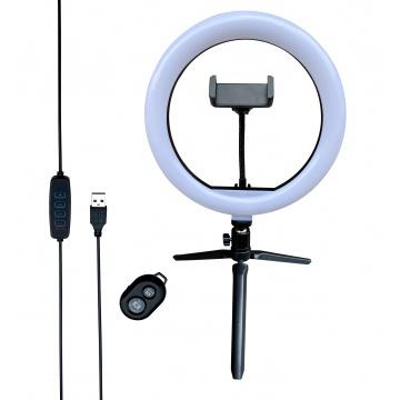 Photo studio selfie LED