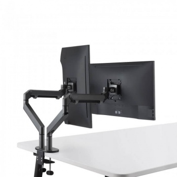 REKT EZ-2 Black Support 2 écran