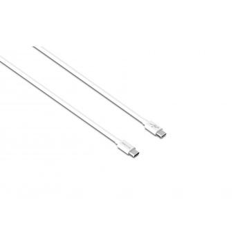 Câble USB-C - USB-C - White - 1m