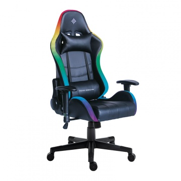 Phénix Chaise Gaming Black RGB LED