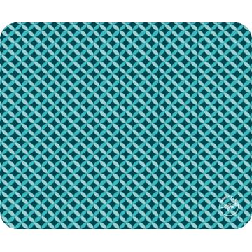 Tapis de souris bleu