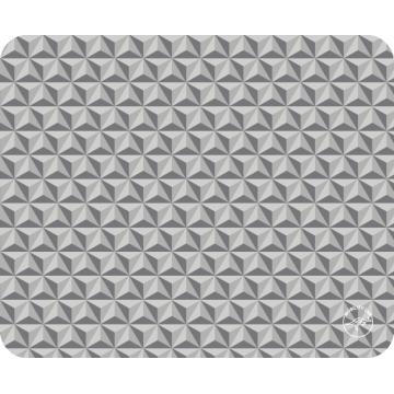 Tapis de souris gris