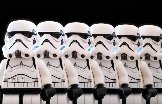 Clé USB Star Wars, les plus beaux modèles !